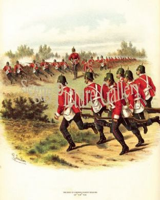 Duke of Cornwalls Light Infantry (32nd & 46th Foot)
